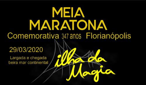 II MEIA MARATONA ILHA DA MAGIA 2020