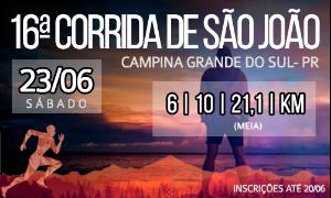 16ª CORRIDA DE SÃO JOÃO