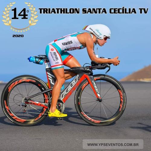 14º CIRCUITO DE SPRINT DE TRIATHLON SANTA CECÍLIA TV - 1ª ETAPA