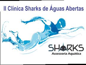 II Clinica de Águas Abertas Sharks com Poliana Okimoto