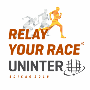 RELAY YOUR RACE - Corrida de REVEZAMENTO INDIVIDUAL