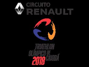 CIRCUITO RENAULT DE TRIATHLON OLÍMPICO 2018 - ETAPA VERÃO