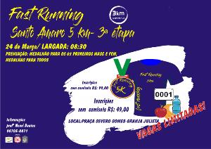 FAST RUNNING SANTO AMARO 3º ETAPA