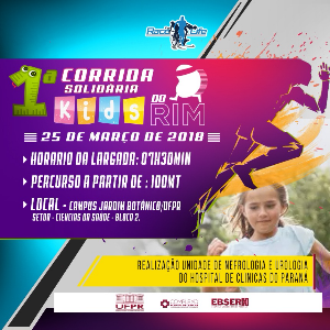 1ª CORRIDA SOLIDÁRIA KIDS DO RIM
