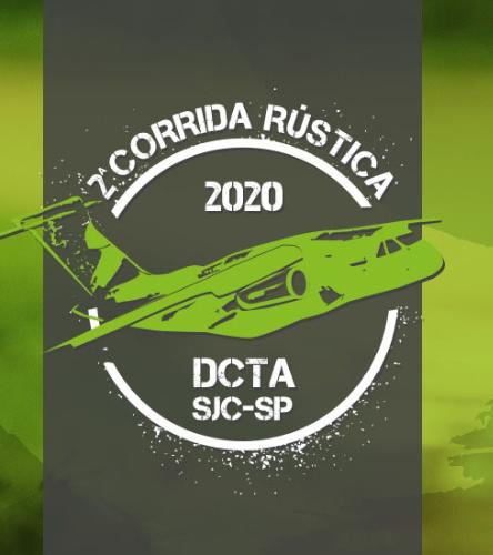 2ª Corrida Rústica DCTA São José dos CamposSP - 6km e 12km