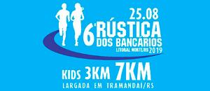 6ª RÚSTICA DOS BANCÁRIOS