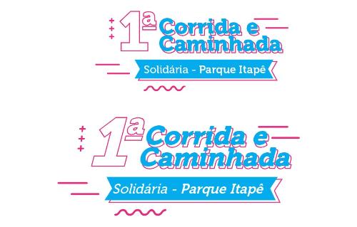 1ª CORRIDA E CAMINHADA SOLIDÁRIA PARQUE ITAPÊ
