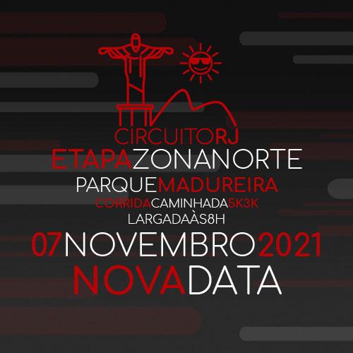 CIRCUITO RJ - ETAPA ZONA NORTE