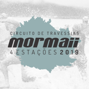 CIRCUITO DE TRAVESSIAS MORMAII 2019 - 2 ETAPA