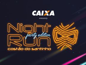 NIGHT RUN COSTÃO DO SANTINHO - 2019