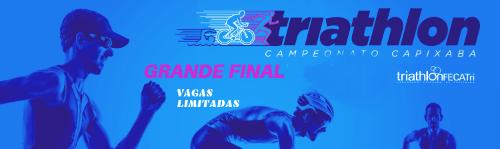 CAMPEONATO CAPIXABA TRIATHLON - GRANDE FINAL 2021