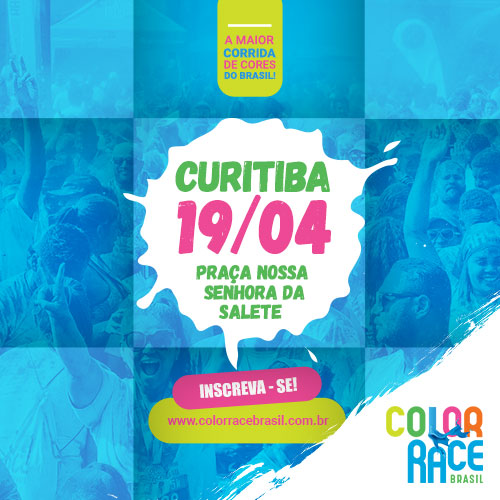 COLOR RACE BRASIL - CURITIBA