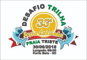 DESAFIO TRILHA DA PRAIA TRISTE