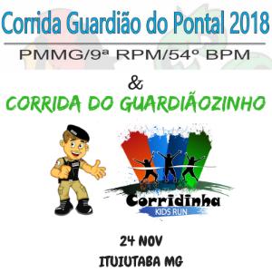 CORRIDA GUARDIÃO DO PONTAL 2018