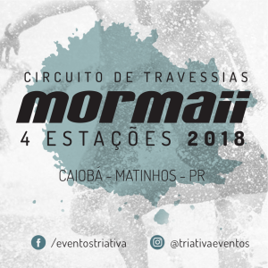 CIRCUITO DE TRAVESSIAS MORMAII 2018