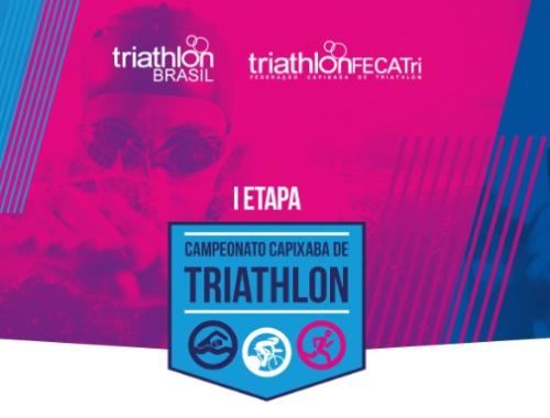 1ª ETAPA CAMPEONATO CAPIXABA TRIATHLON SPRINT 2020