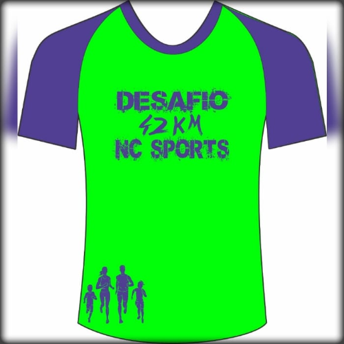DESAFIO 42KM - NC SPORTS - ETAPA 1 - 5KM (CASTANHAL)
