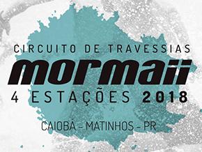 CIRCUITO DE TRAVESSIAS MORMAII 2018 - ETAPA INVERNO