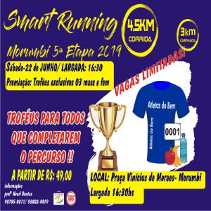 SMART RUNNING MORUMBI 2019 - 5ª ETAPA