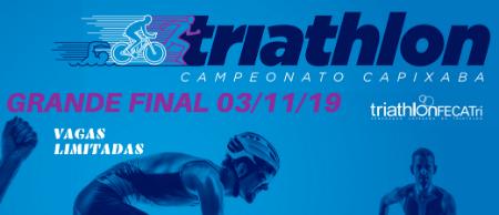5ª ETAPA - CAMPEONATO CAPIXABA DE TRIATHLON 2019 - FINAL