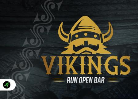 VIKINGS RUN OPEN BAR
