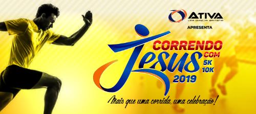 CORRENDO COM JESUS - 2019