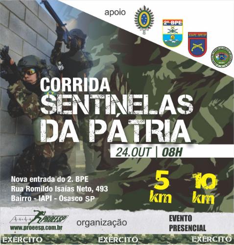SENTINELAS DA PATRIA