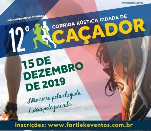 12ª CORRIDA RÚSTICA DE CAÇADOR