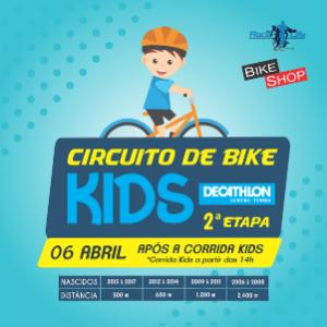 CIRCURITO DE BIKE KIDS DECTALHON - TORRES - CURITIBA - 3ª ETAPA