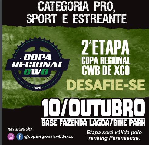 COPA REGIONAL CWB DE XCO