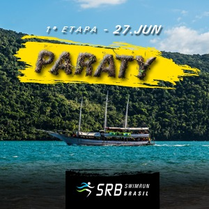 SRB - Swimrun Brasil- PARATY