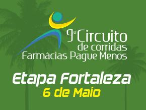 9º CIRCUITO DE CORRIDAS FARMÁCIAS PAGUE MENOS - ETAPA FORTALEZA