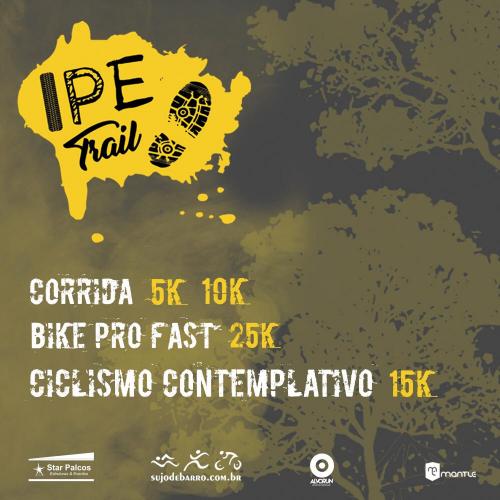 IPE TRAIL - CORRIDA E MTB