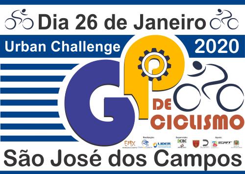 GRANDE PRÊMIO SÃO JOSÉ DOS CAMPOS DE CICLISMO - URBAN CHALLENGE 2020