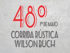 48ª CORRIDA RÚSTICA 1º DE MAIO - WILSON BUCH