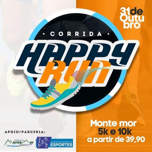 CORRIDA HAPPY RUN