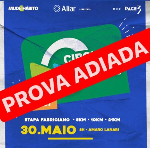 CIRCUITO UNIMED VALE DO AÇO DE CORRIDA DE RUA - ETAPA FABRI