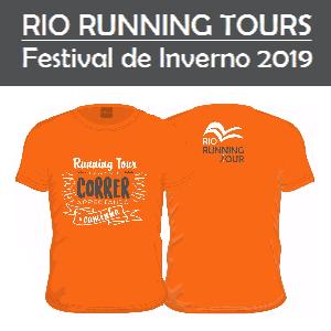 RIO RUNNING TOURS - FESTIVAL DE INVERNO 2019