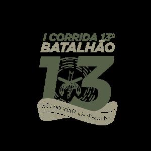 1ª CORRIDA 13º BATALHÃO - 50 ANOS DA RÁDIO PATRULHA