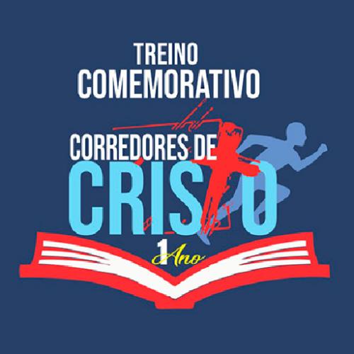 CORRIDA TREINO DE COMEMORAÇÃO DO 1º ANO DO GRUPO CORREDORES DE CRISTO