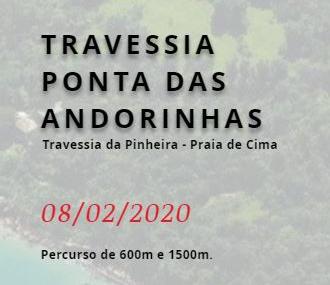 1ª TRAVESSIA PONTA DAS ANDORINHAS
