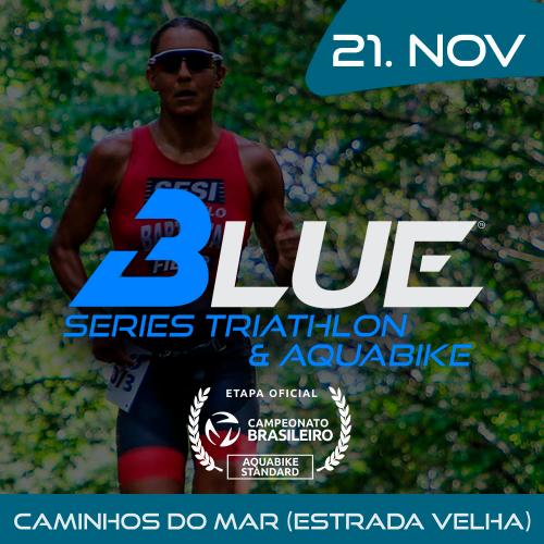 BLUE TRIATHLON CAMINHOS DO MAR 2021