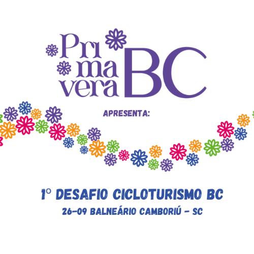 DESAFIO CICLOTURISMO BC - INTERPRAIAS