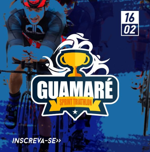 GUAMARÉ SPRINT TRIATHLON 2020