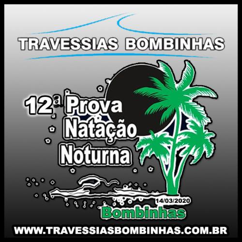12ª PROVA DE NATAÇÃO NOTURNA DE BOMBINHAS