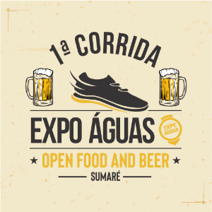1ª CORRIDA EXPO ÁGUAS OPEN FOOD AND BEER