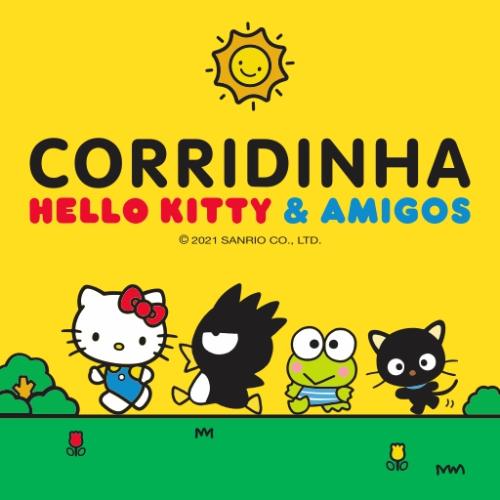 CORRIDINHA HELLO KITTY E AMIGOS