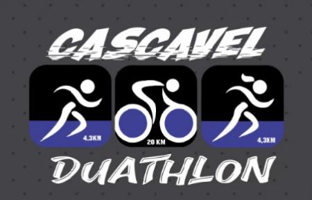 DUATHLON CASCAVEL E CORRIDA 4,3 KM