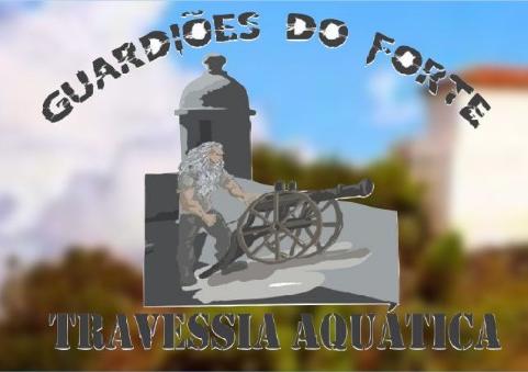 GUARDIÕES DO FORTE TRAVESSIA AQUÁTICA