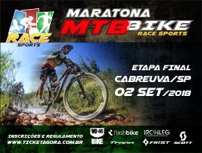 4ª ETAPA MARATONA MTB BIKE RACE SPORTS